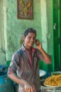 Mechua Market Calcutta Inde