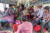 Train Circle Line Yangon