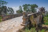 Le pont du double dragon vers Jianshui (XVIIe s. 148m long) Yunnan - Chine