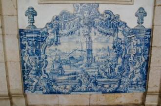 Azulejos - Lisbonne - Portugal