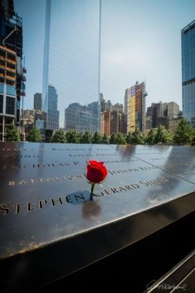 Mémorial ground zeo New York