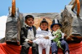Cortège à Sucre - Bolivie