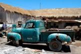 Vieille voiture - Uyuni - Bolivie