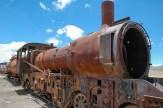 Cimetière de train - Uyuni - Bolivie