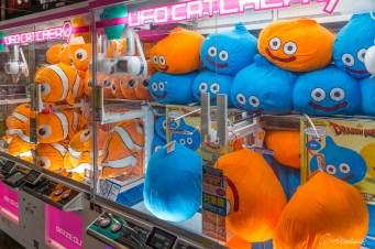 Salon jeu et jouets - Tokyo - Japon.