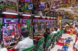 Salon jeux Pachinko - Shinjuku - Tokyo - Japon.