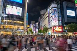Shibuya Crossing - Tokyo - Japon.