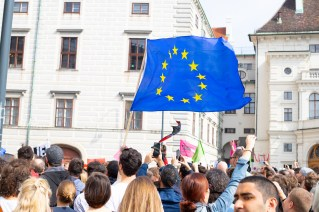 Demonstration und Stellungnahmen_101