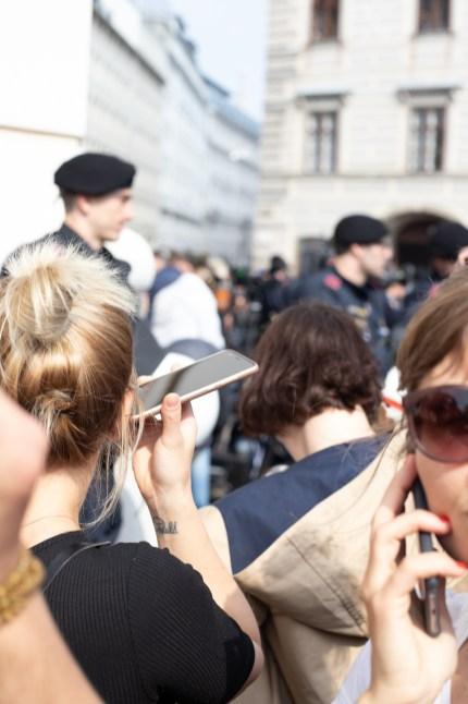 Demonstration und Stellungnahmen_121