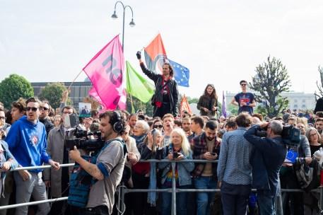 Demonstration und Stellungnahmen_156