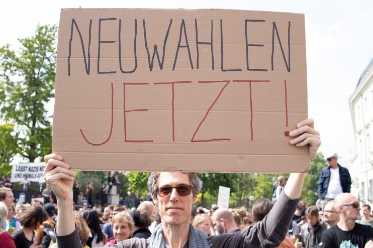 Demonstration und Stellungnahmen_25