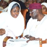 PHOTO: Aisha, Kyari others at the special prayer session for the Nation