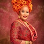 Oba Elegushi celebrates second wife, Hadiza's birthday ***says being around her, an effortless thing