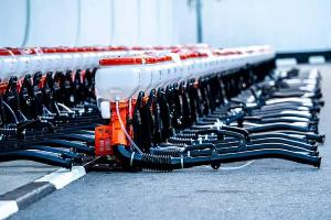 PHOTOS: Covid 19: Lagos takes delivery of more disinfectant equipment