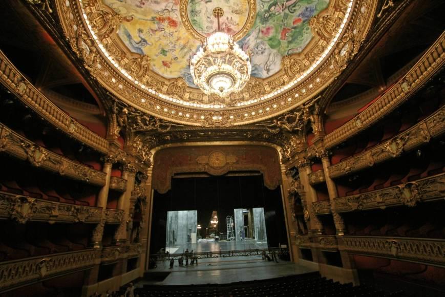 Paris Opera, Paris