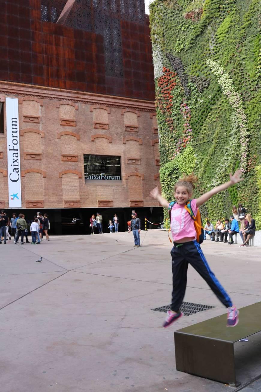 CaixaForum, Madrid