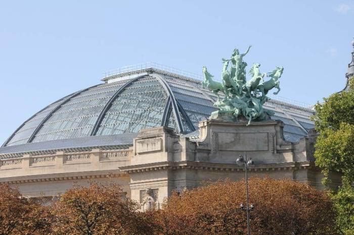 The Grand Palais des Champs-Élysée
