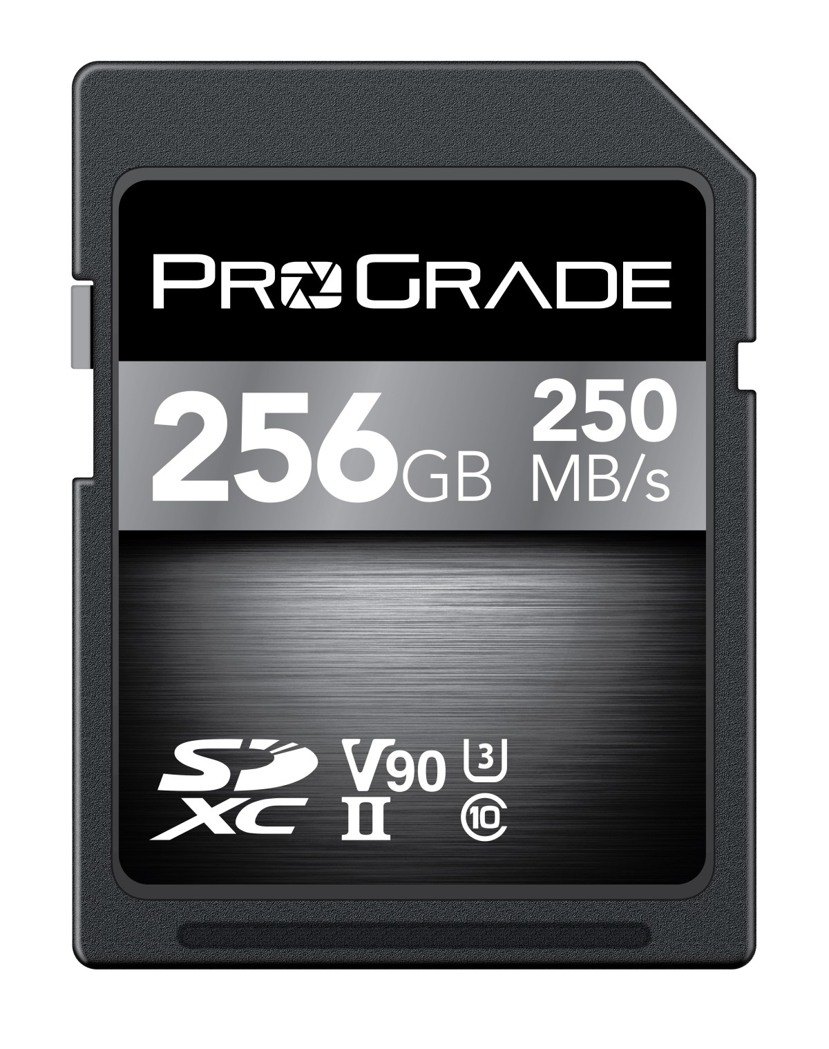 ProGrade Digital announces V90 premium line memory cards—sustained read up to 250MB/second, sustained write up to 200MB/second. ProGrade Digital SDXC UHS-II, U3, Class 10, V90 brings peak performance to DSLR, mirrorless, camcorder and digital cinema that produce incredibly rich data streams and require more from a memory card.
