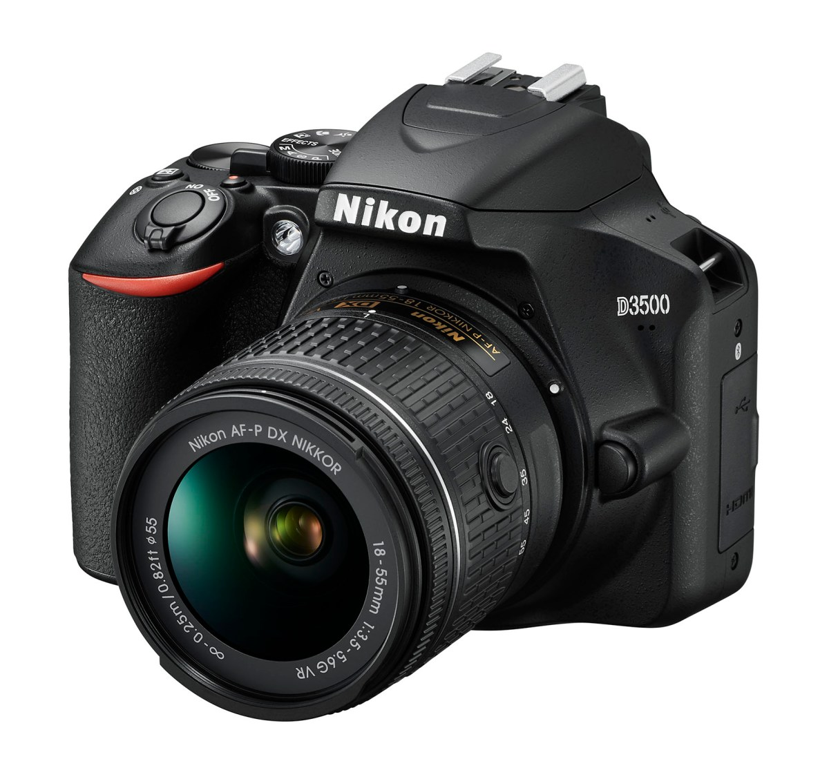 The Redesigned Nikon D3500 is the Most Portable Entry-Level Nikon DSLR