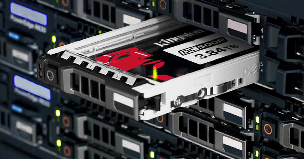 Kingston DC500 SSDs provide dramatic cost savings for studios by reducing the time from ingest to live edits.