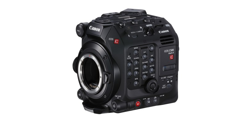 EOS C500 Mark II 5.9K Full Frame Cinema Camera