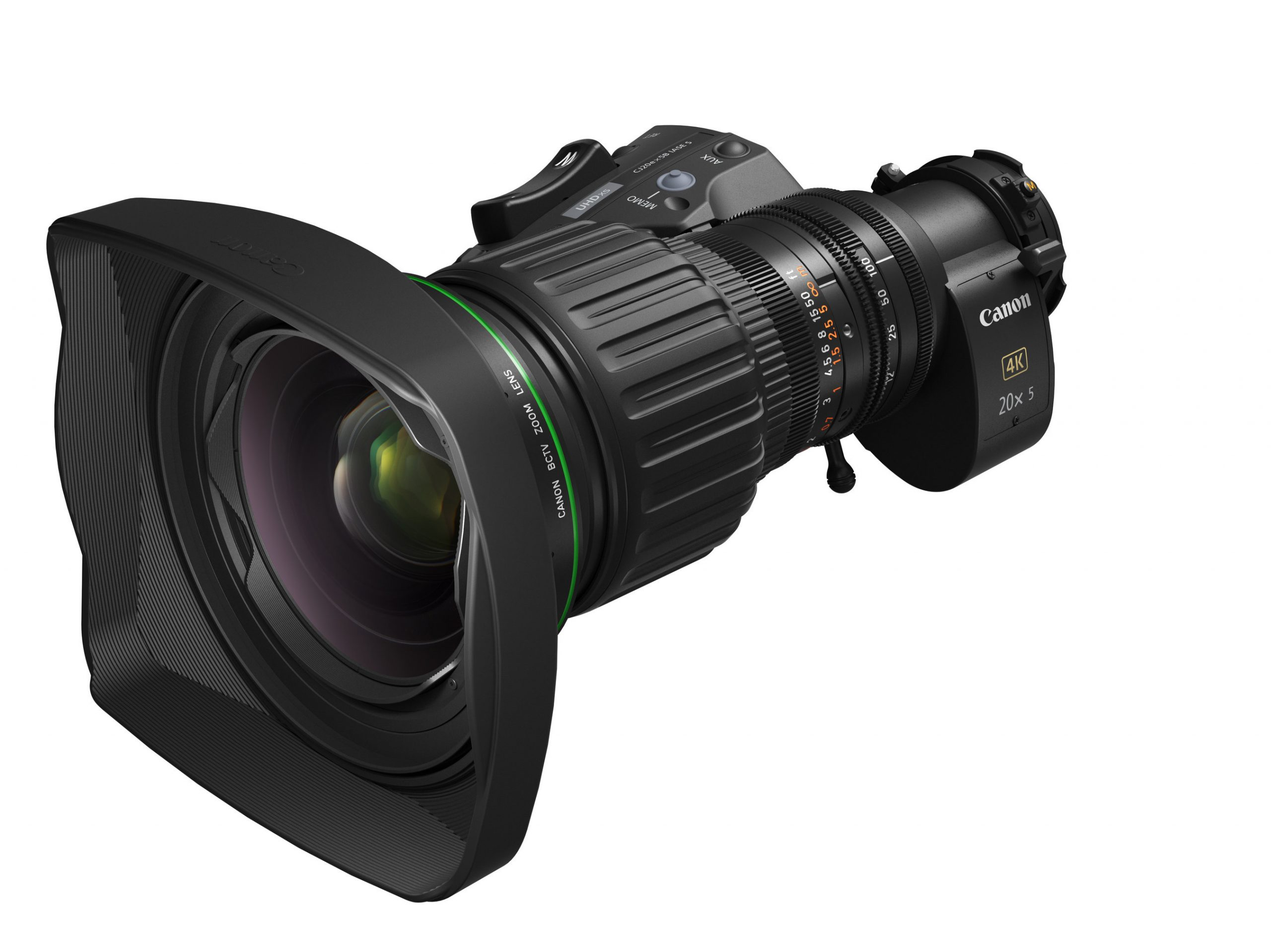 Canon CJ20ex5B UHDxs Portable Zoom Lens