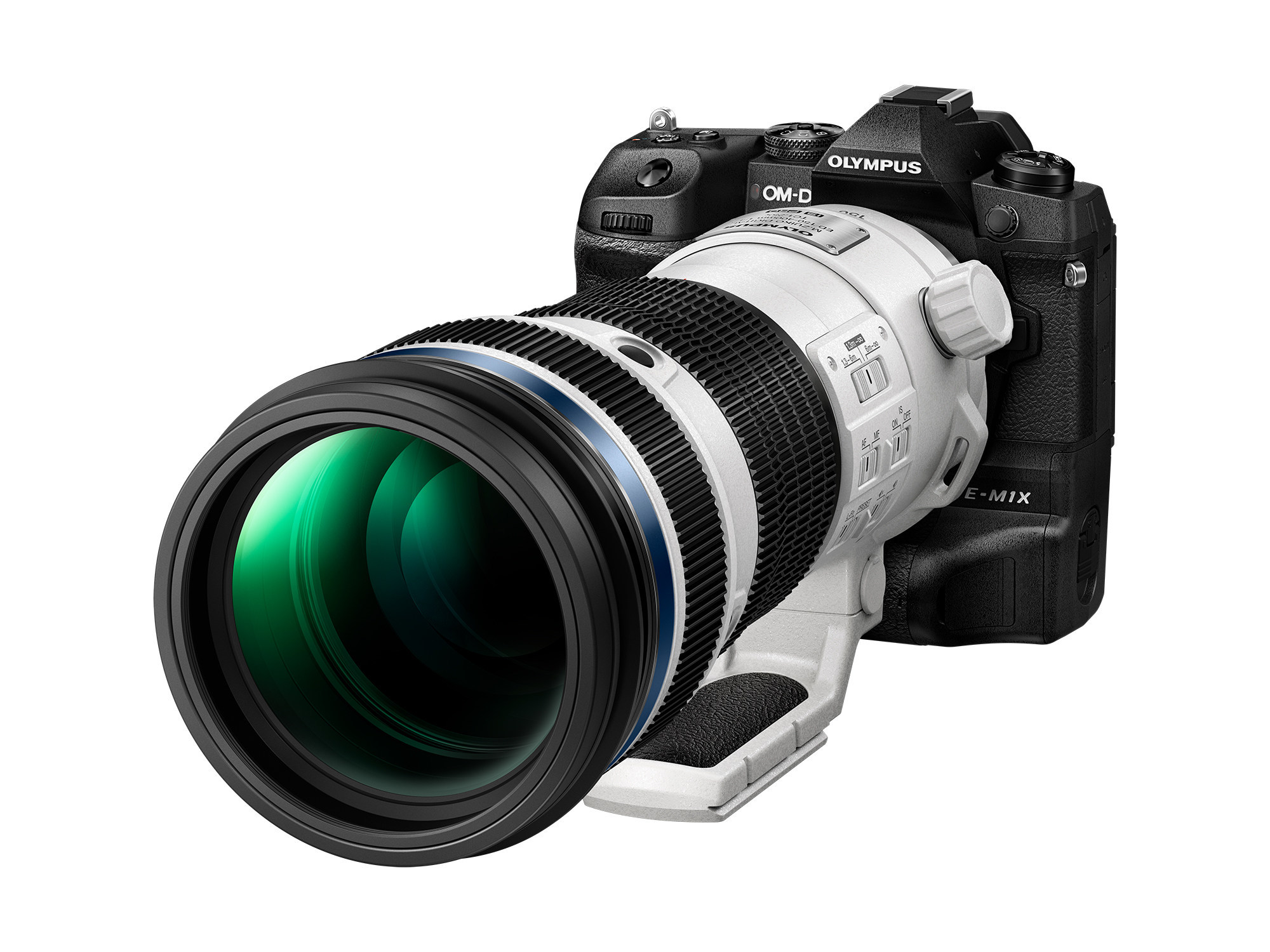 M.Zuiko Digital ED 150-400mm F4.5 TC1.25x IS PRO