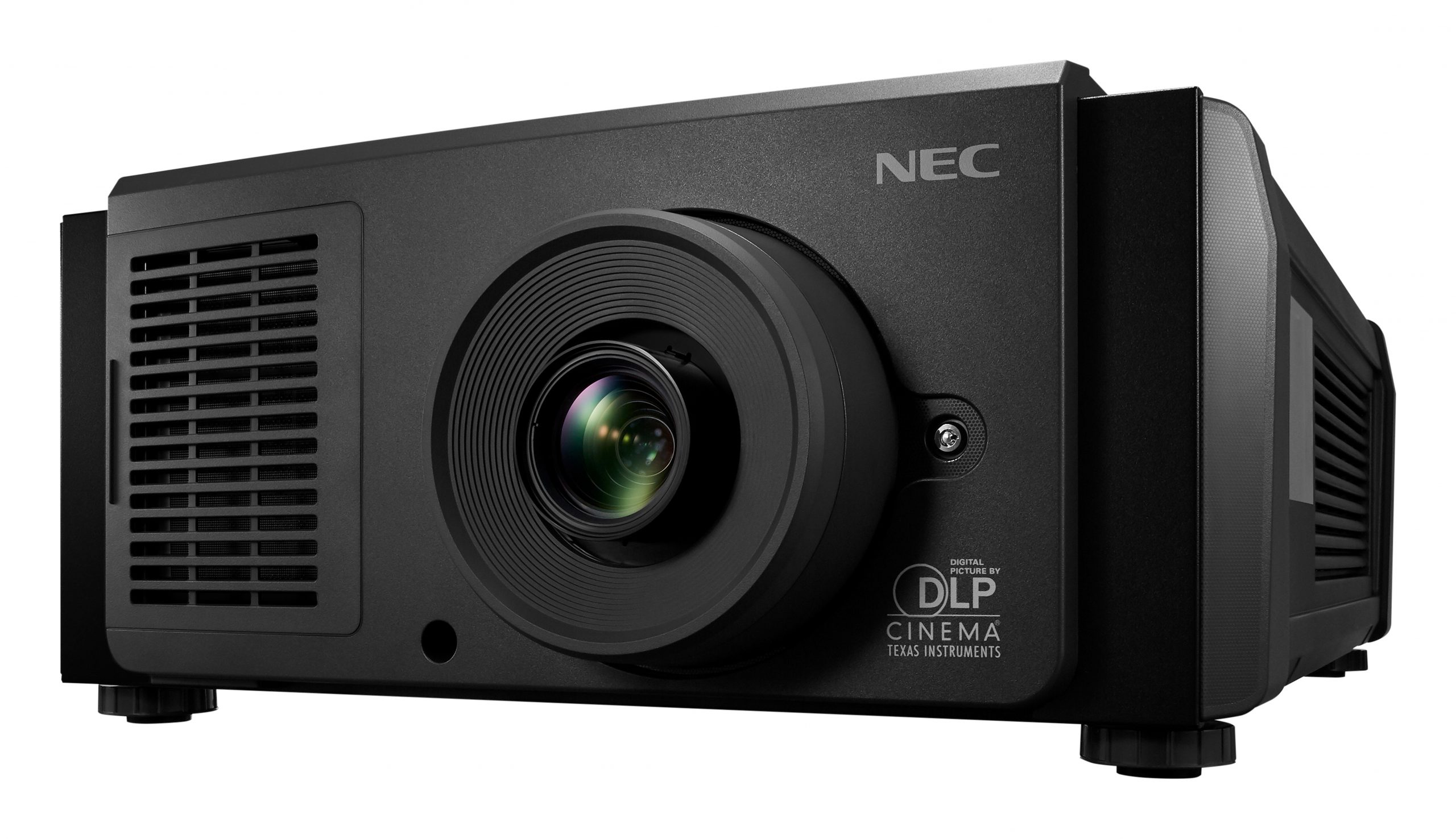 Sharp NEC Display Solutions Adds the NC1202L to its Digital Cinema Projector Series