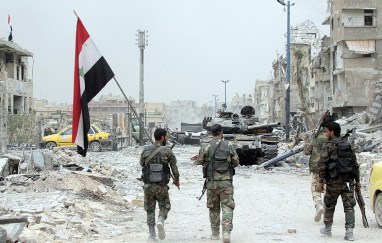 Image result for Syria Government Regains Control of 3 Southern Provinces: Moscow