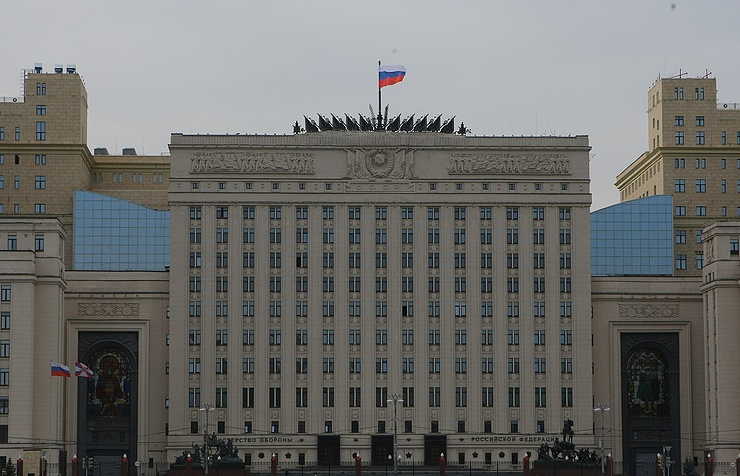 Russia's Defense Ministry refutes media allegations about losses in Syria