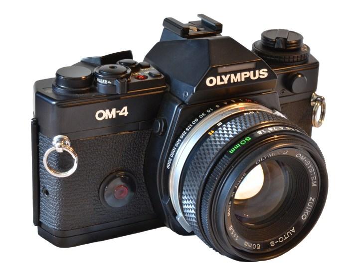 The Olympus OM4