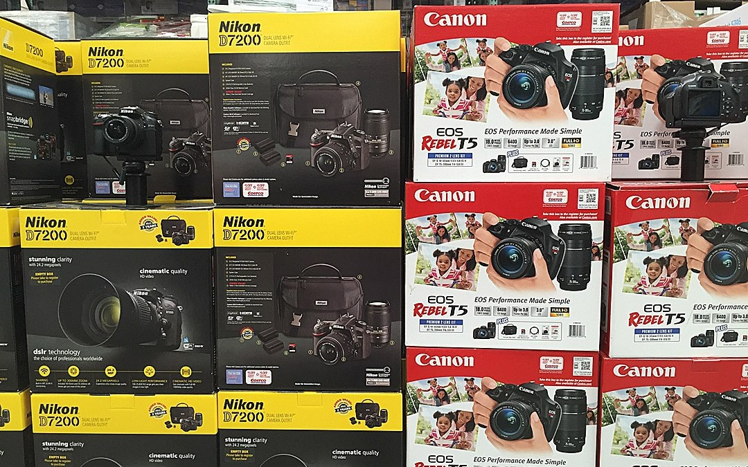 What Camera Should I buy…or… Finding a camera to love…
