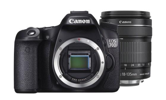 Canon 70D 18 135 2