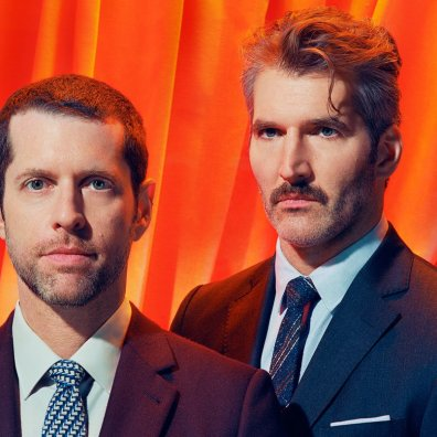 DB Weiss et David Benioff - © Miles Aldridge