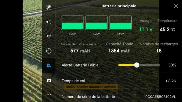 Phototrend Test Spark Interface DJI GO 4 12