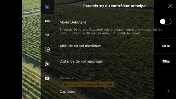 Phototrend Test Spark Interface DJI GO 4 16