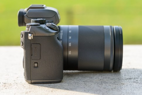 Test Phototrend Hybride Canon EOS M5 9