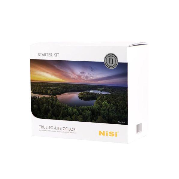 Nisi Kit Filtres Debutant 100 Mm V5 Pro Porte Filtres Filtres Bagues Accessoires (1)