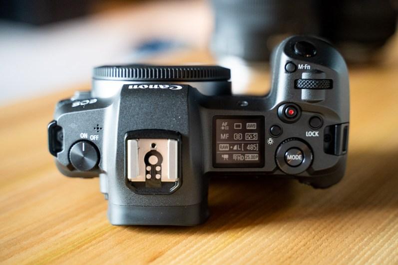 Phototrend Canon EOS R 27 Ecran 2