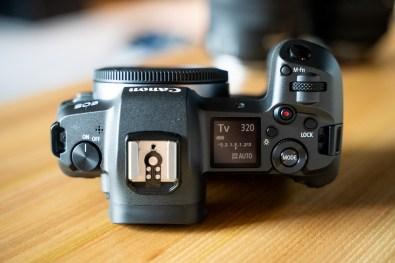 Phototrend Canon EOS R 30 Ecran 1