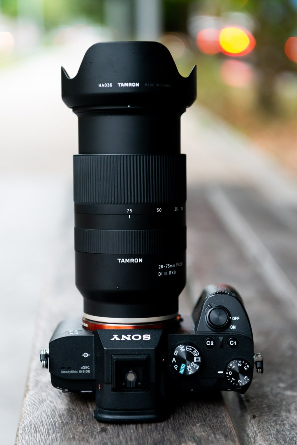 Test Phototrend Tamron 28 75 Mm F:2 8 Di III RXD 5