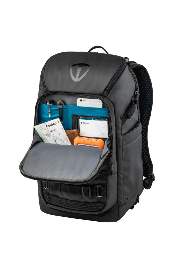 Axis 20L Backpack PT14 Accessories