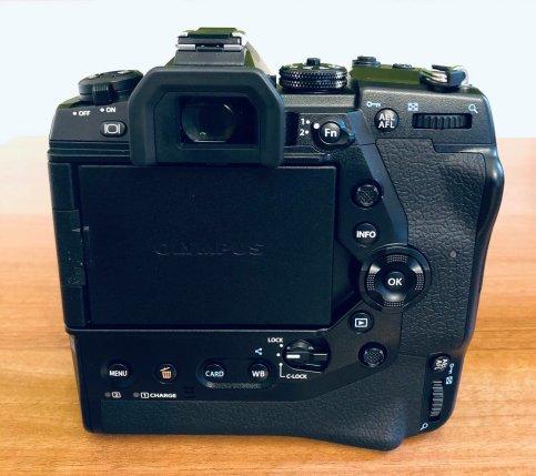 Olympus E M1X MFT Camera2