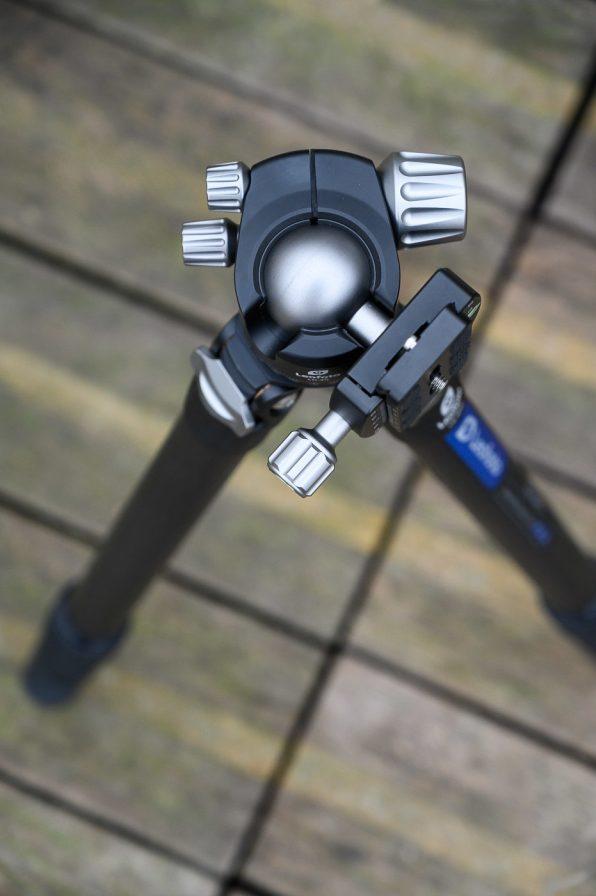 Phototrend Test Trepied Leofoto LS 324C LH 40 3