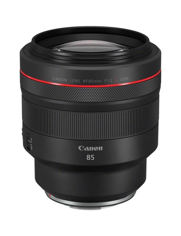 Le Canon RF 85 Mm F1,2L USM