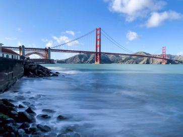 Spectre IOS Golden Gate Bridge