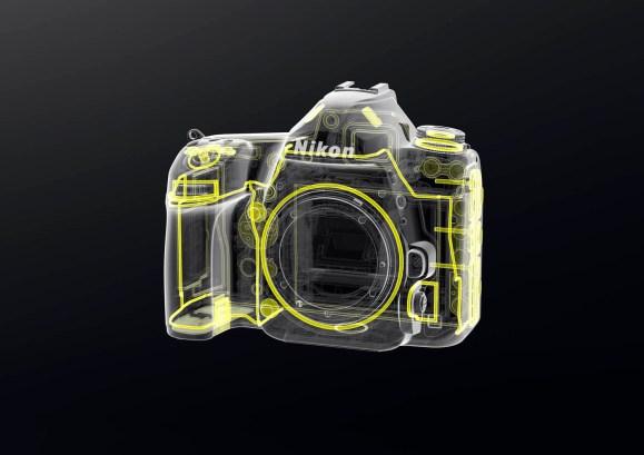 Nikon D780 Sealing Front