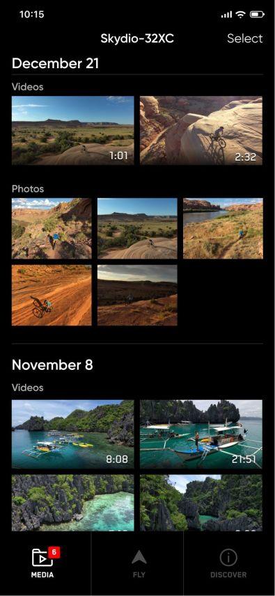 Skydio App IOS