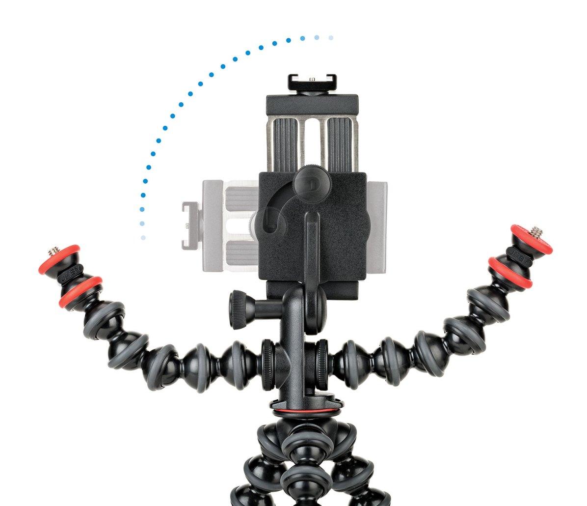 GorillaPod JOBY Vlogging Kit JB01645 BWW Mobile Rig