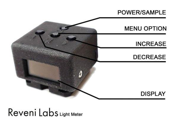 Reveni Labs Light Meter 4